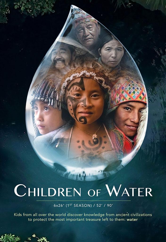 Poster Children of Water